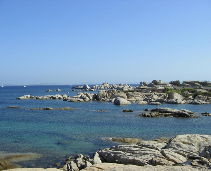 sailing to the Bonifacio Islands