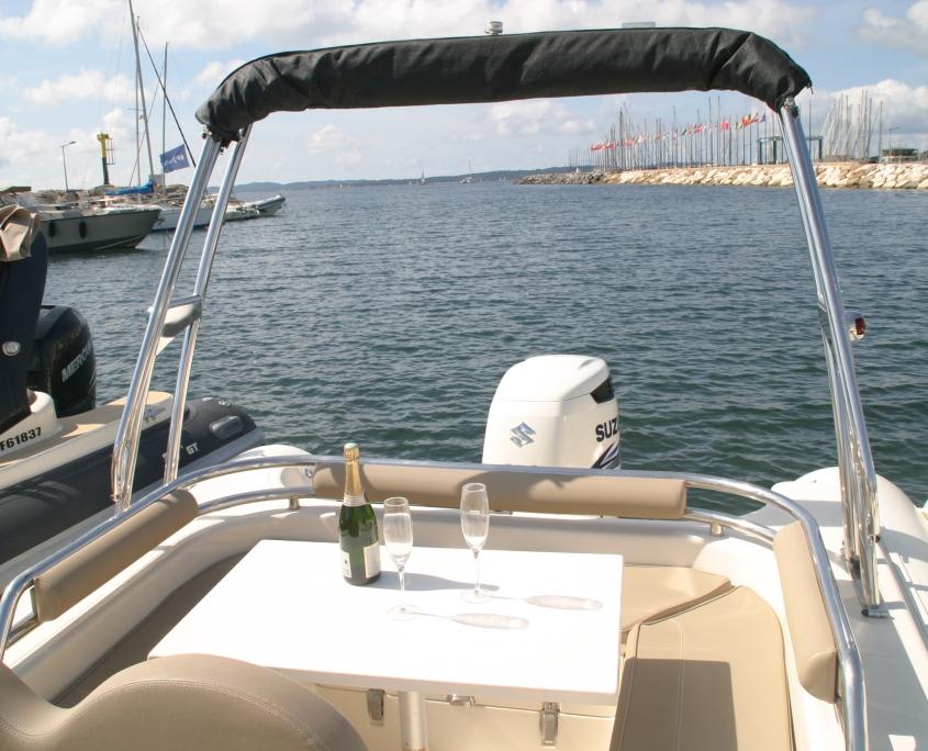 Rigid inflatable boat BSC 75 Classic