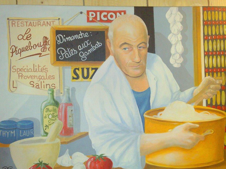 Restaurant le Pique Bouffigue