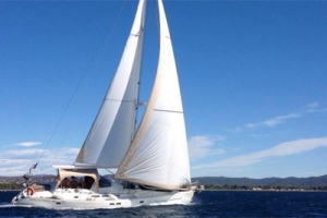 voilier Sun Odyssey 47 cc à louer à Hyères