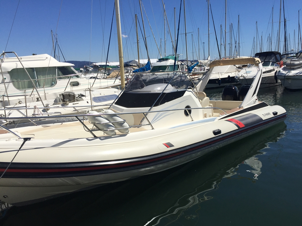 Capelli Tempest 1000 to rent at Hyères, France